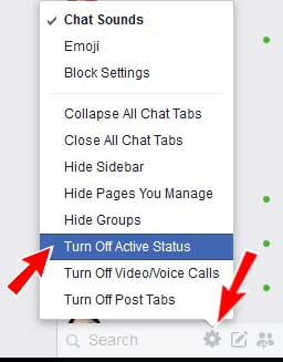 Hide My Last Seen Only For Selected Friends In Facebook Chat