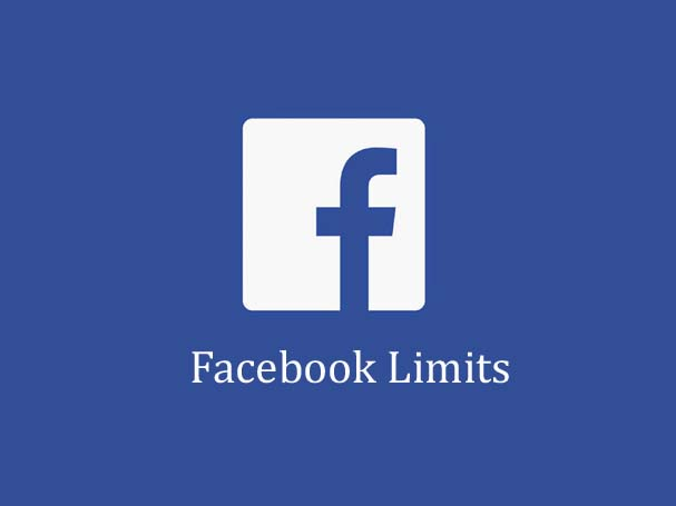 Photo of What is Facebook Limits for groups, friends, invites and Account Blocks