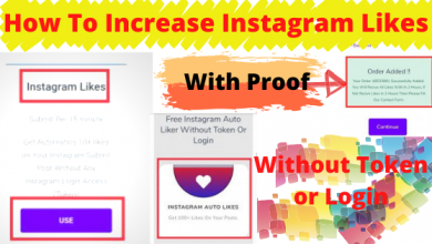 Photo of How To Get Free Instagram likes Without Login or Token 2020