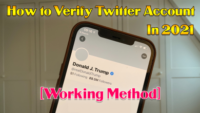 How To Verify Twitter Account 2021 [Secret Method]
