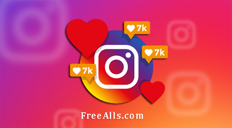 How To Get Free Instagram likes Without Login or Token 2019