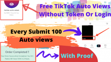 Photo of How To Free TikTok Views Instantly Increase | Best High Quality Fast