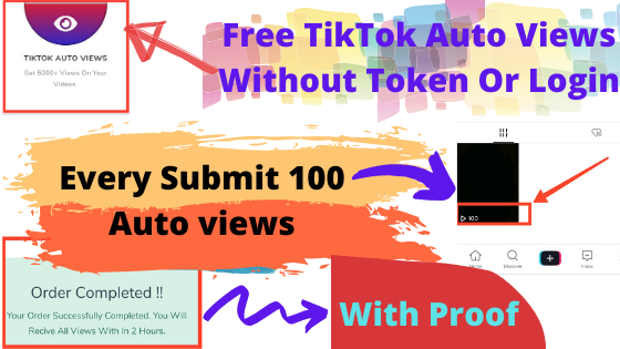 How To Free TikTok Views Instant Increase - Best High Quality Fast