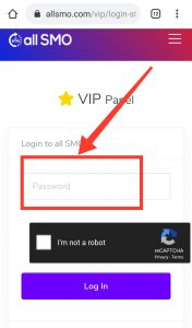 How to New User Login or Register on all SMO Tools pic 1