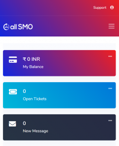 all SMO SMM Panel Dashboard