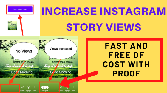 How To Get Free Instagram Stories Views Best Ig App