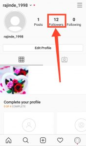 Instagram Followers Service Proof After all SMO