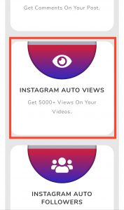 Instagram Auto Views