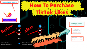 How To buy Real Tik Tok Hearts at very Cheap Price