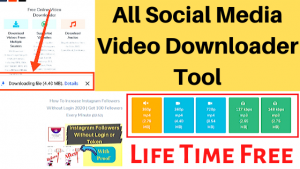 Youtube Video Downloader Online | All Social Media Videos download