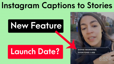 Instagram Captions To Stories Launch Date (New Feature)