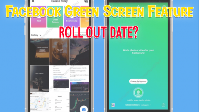 Facebook Green Screen Editing Tool For Content Creators (New Feature)