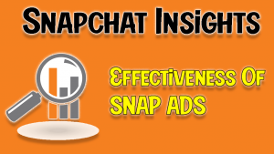 Snapchat Provides Insight Into the Effectiveness of Snap Ads 2021