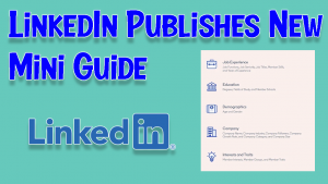 LinkedIn Publishes New Mini-Guide to its Ad Targeting Options