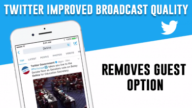 Twitter Removes Live Stream Guests Option To Improve Broadcast Quality